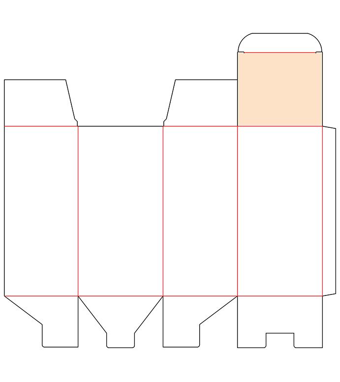 1-2-3 Bottom Tuck Front